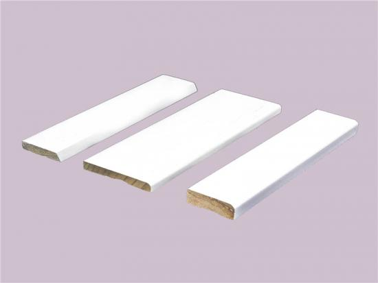Decorative  Wood Baseboard