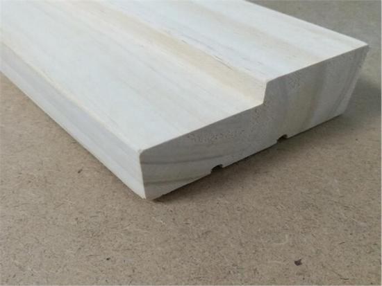 White Pre-Primed Finger Joint Door Frame